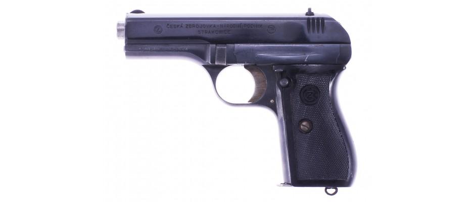 Pistole ČZ vz.27 7,65 mm Br