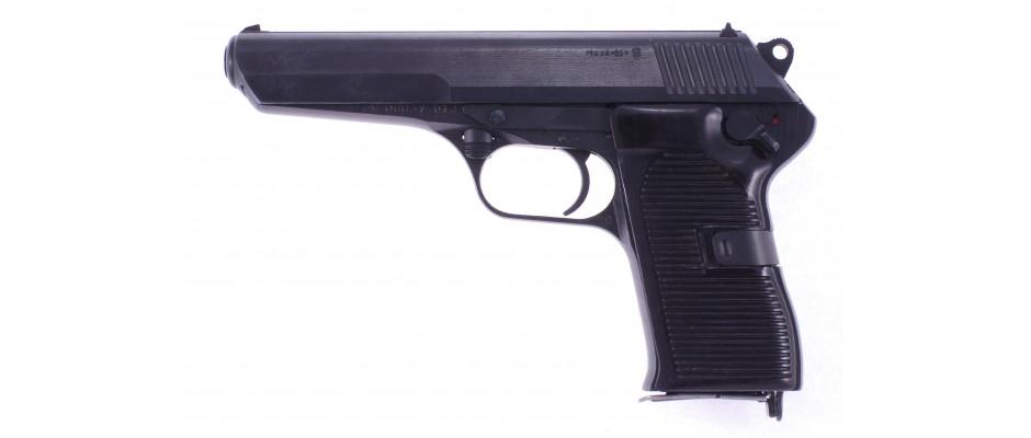 Pistole ČZ vz.52 7,62 mm Tokarev
