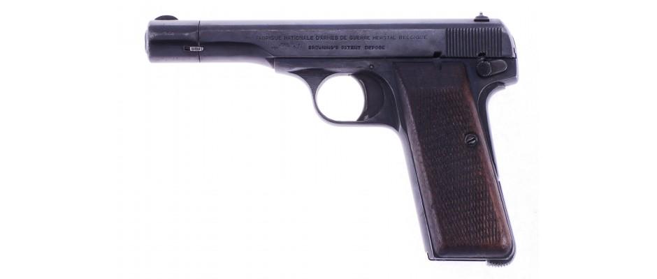 Pistole FN 1910/22 7,65 mm Br.