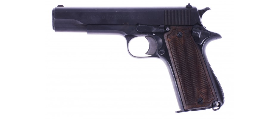Pistole Star Model B 9 mm Luger