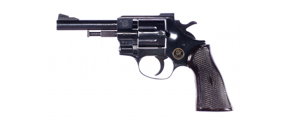 Revolver Arminius HW 5 22 WMR