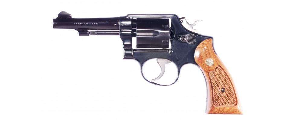Revolver Smith&Wesson mod. 10-5 38 S&W Special