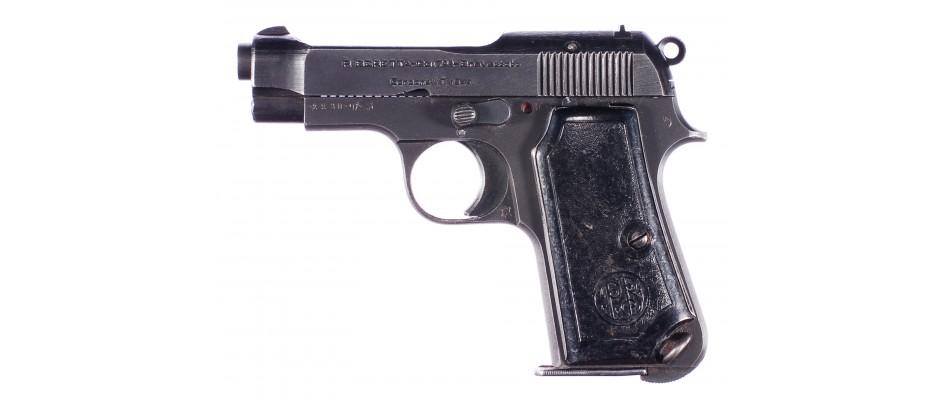 Pistole Beretta Mod. 35  WWII 7,65 mm Br
