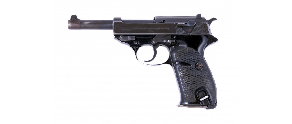 Pistole P 38 Walther  Ulm