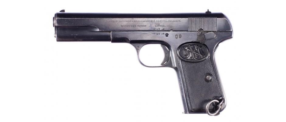 Pistole FN 1903 9 mm Browning Long