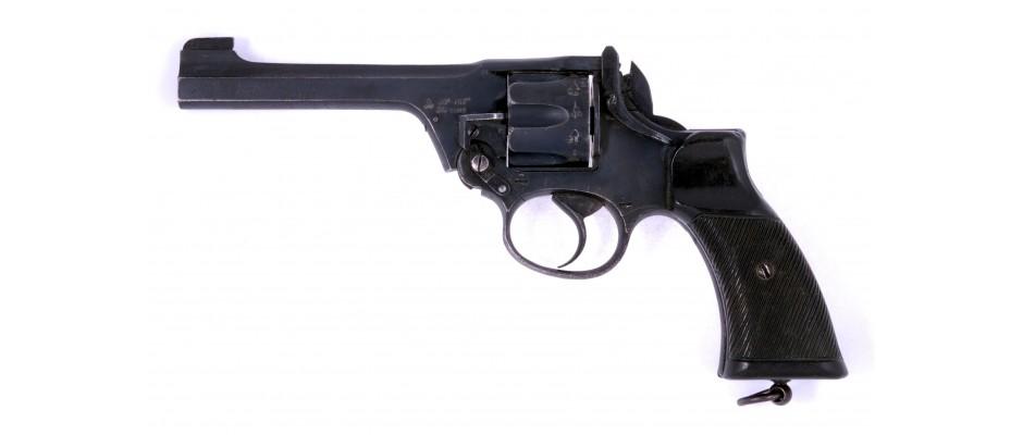 Revolver Webley 38 Special