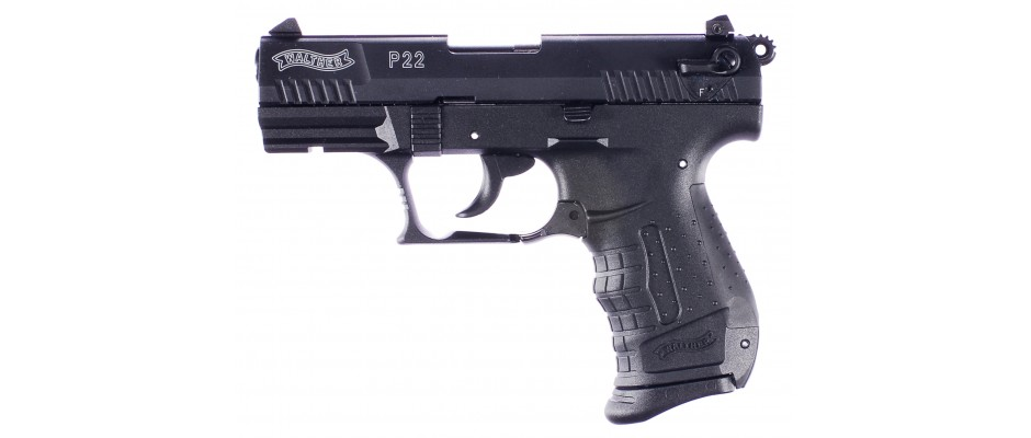 Pistole Walther P22 22 LR