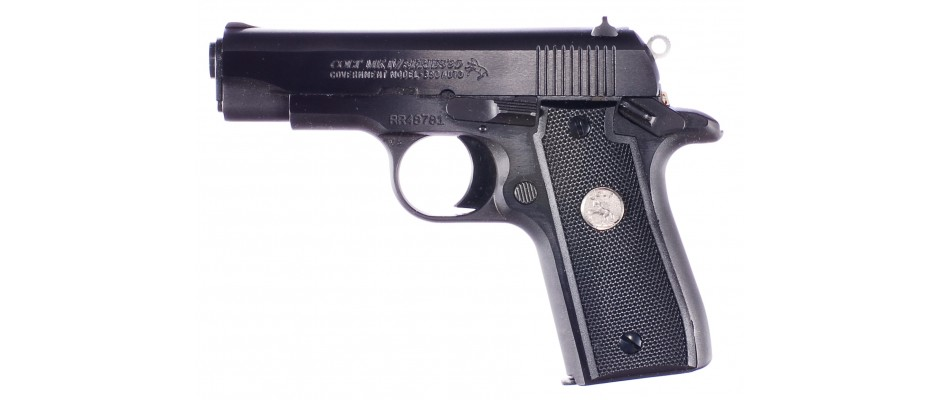Pistole Colt MK IV Series 80 Government Model 9 mm Br
