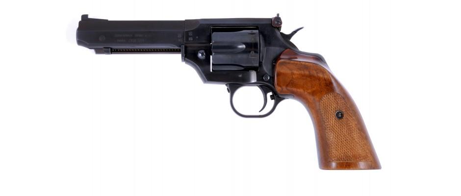 Revolver ZKR 551 38 Special
