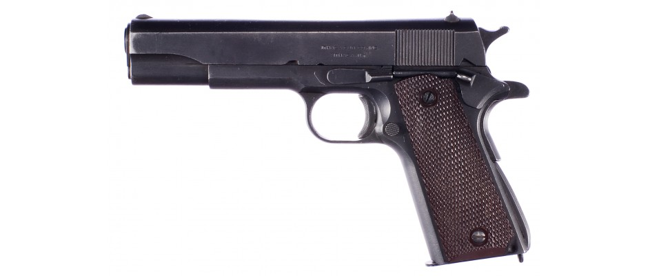 Pistole Ithaca 1911 A1 WW2 45 ACP
