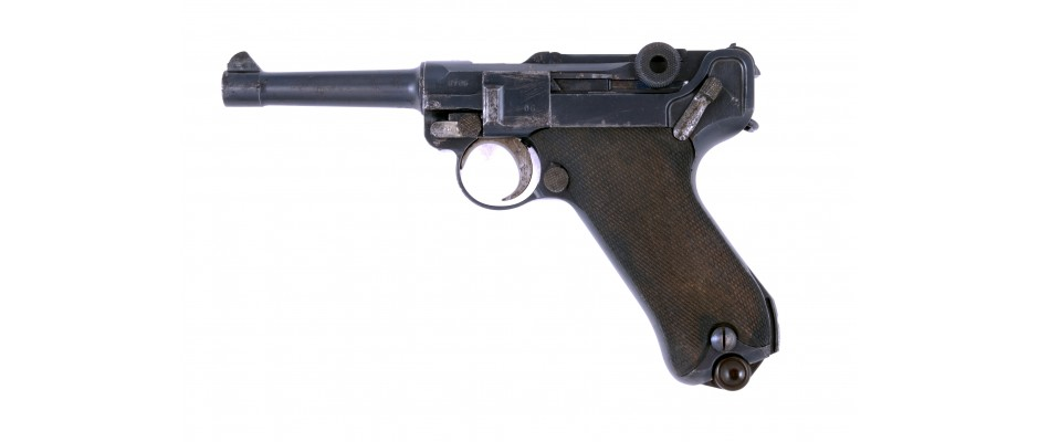 Pistole P 08 9mm Luger