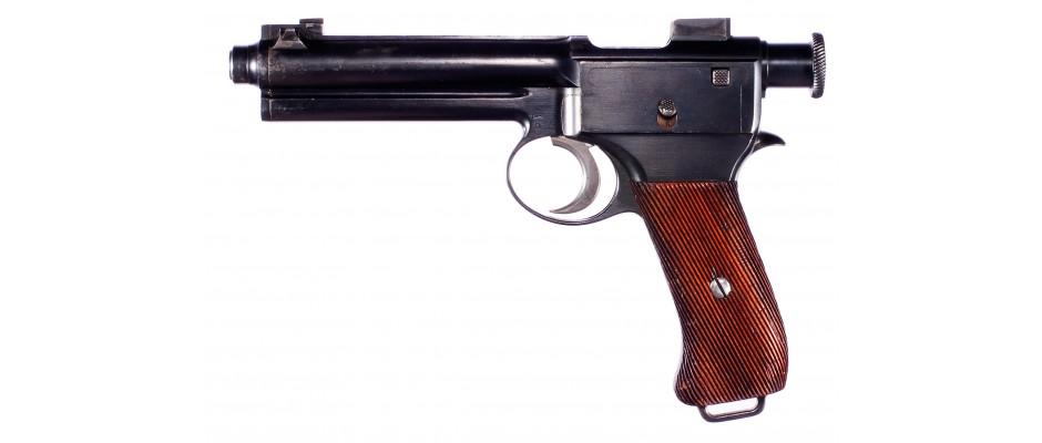 Pistole Steyr M.7 8 mm Steyr