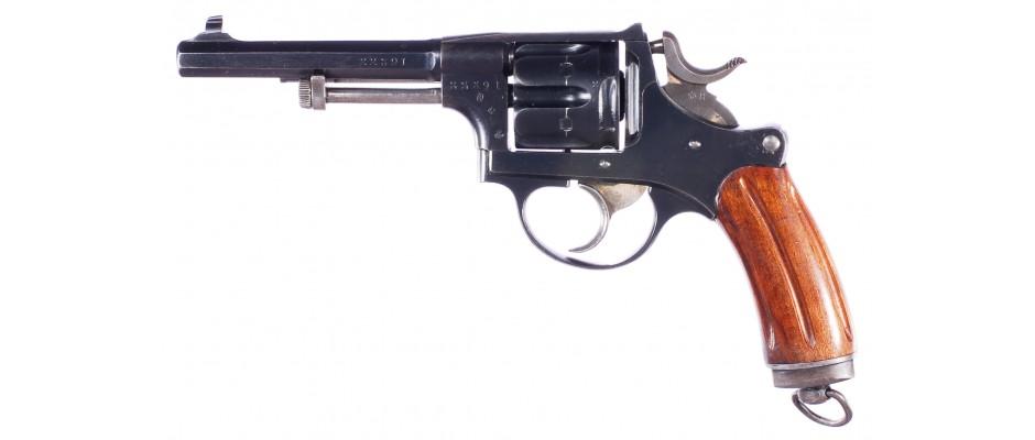Revolver model 1882 7,5 mm Ordnance