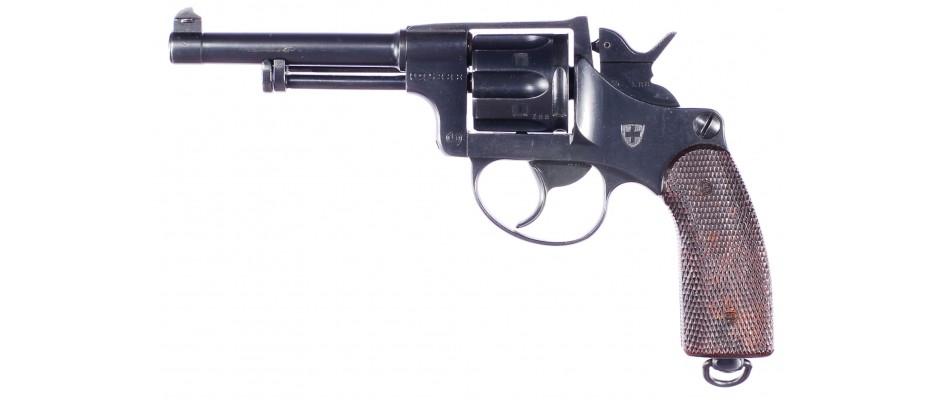 Revolver model 1882/29 7,5 mm Ordnance