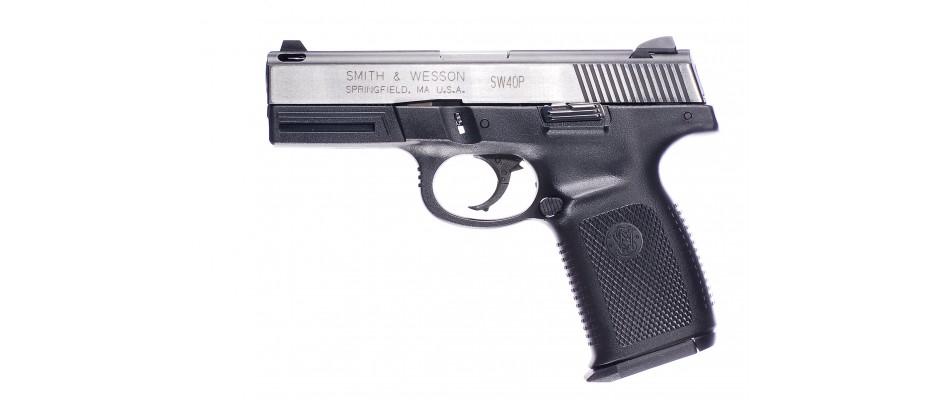 Pistole Smith&Wesson SW40P 40 S&W