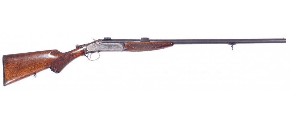 Broková jednuška Iver Johnson model 36 Champion 16/70
