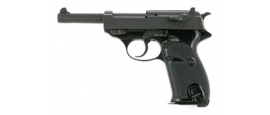 Pistole P1 Walther Ulm 9 mm Luger