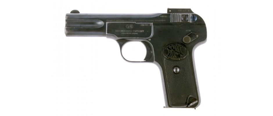 Pistole FN mod. 1900 7,65 mm Br.