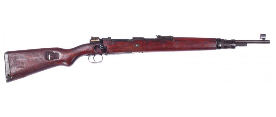 Puška opakovací Mauser K98 7,92 mm Mauser