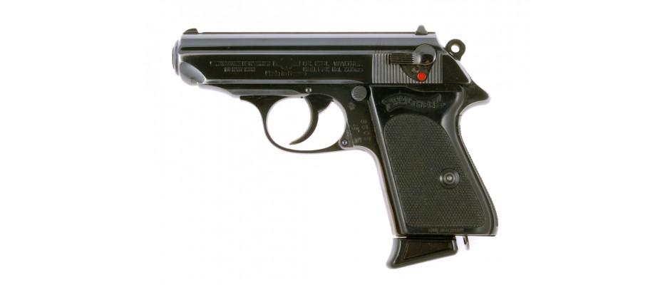 Pistole Manurhin PPK 7,65 mm Br