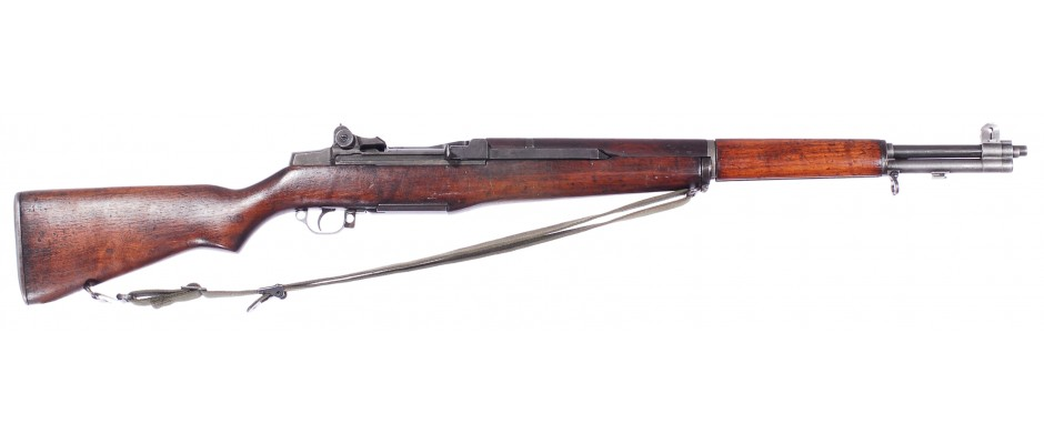 Puška samonabíjecí Harr.&Rich. M1 Garand 30-06 Springfield