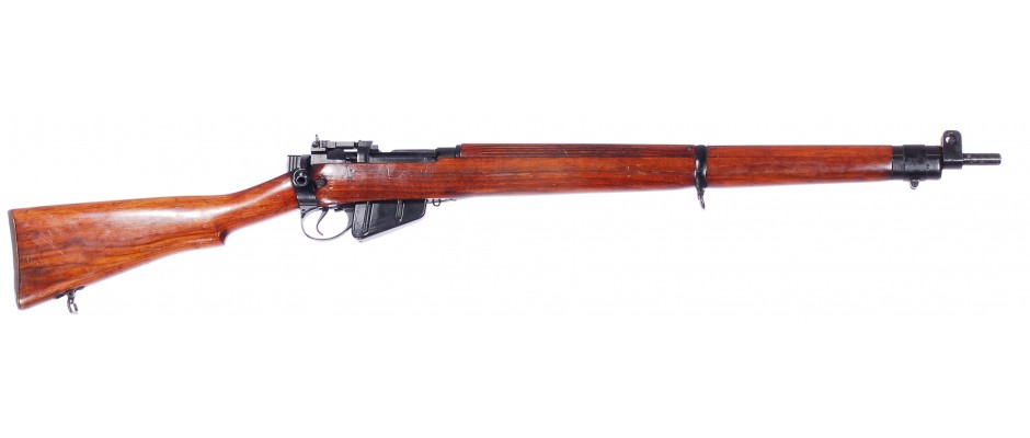 Puška opakovací ROF Fazakerley Lee-Enfield No.4 Mk.1 303 British