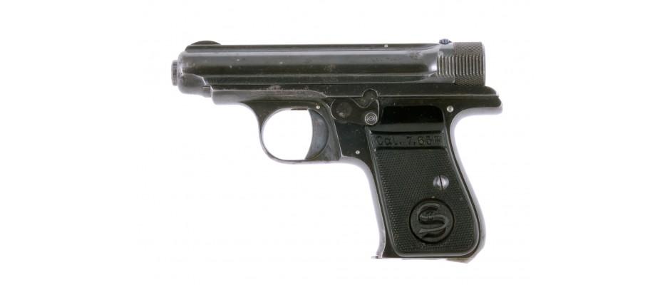 Pistole Sauer&Sohn mod. 1929/30 7,65 mm Br