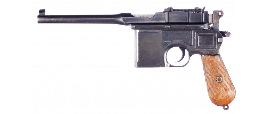 Pistole Mauser C 96 7,63 mm Mauser