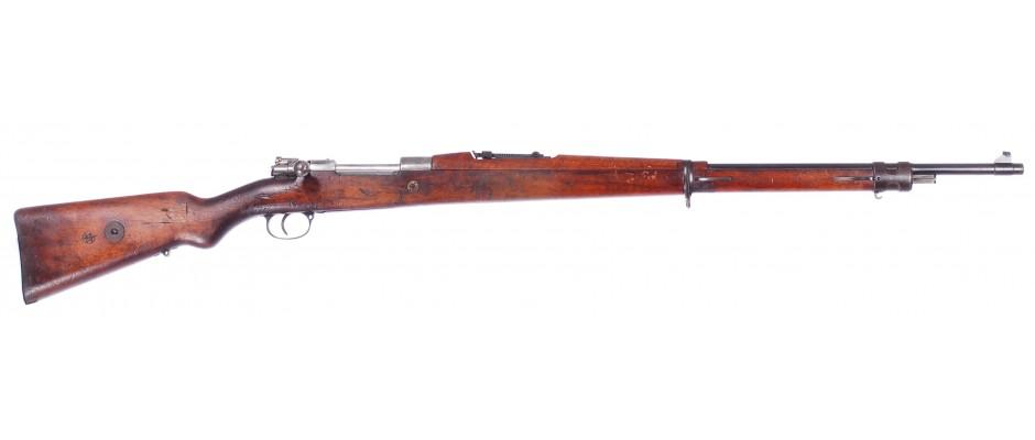 Puška opakovací Mauser DWM 1908 Brazílie 7x57 mm