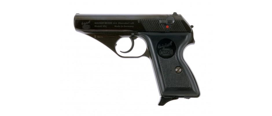 Pistole Mauser HSC 7,65 mm Br