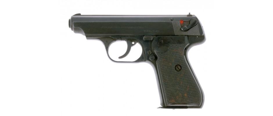 Pistole Sauer&Sohn mod.38 H  7,65 mm Br