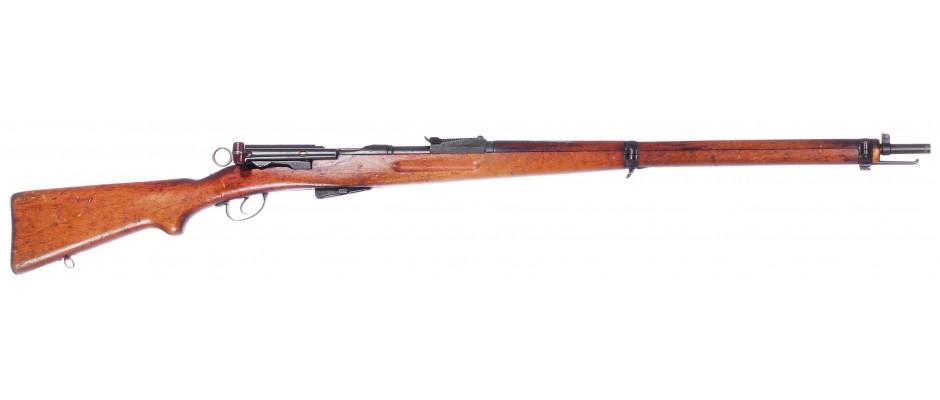 Puška opakovací Schmidt Rubin G11 7,5x55 Swiss