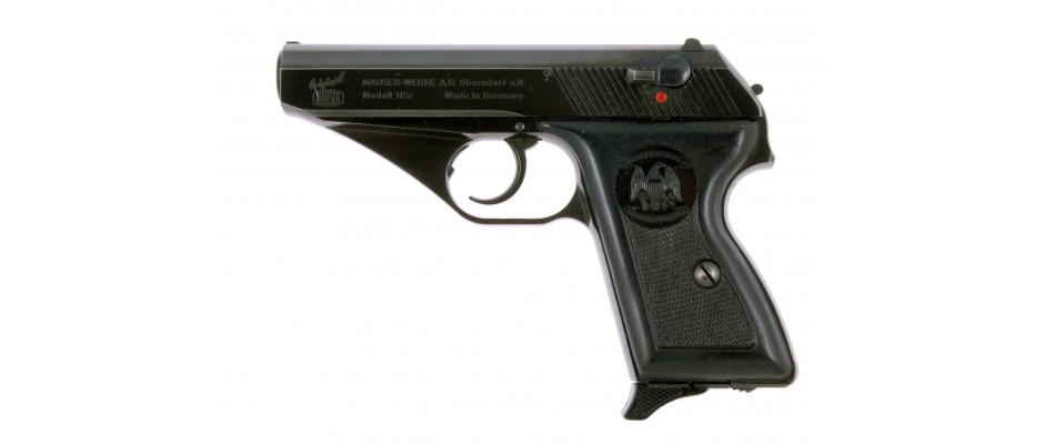 Pistole Mauser HSC Interarms 7,65 mm Br