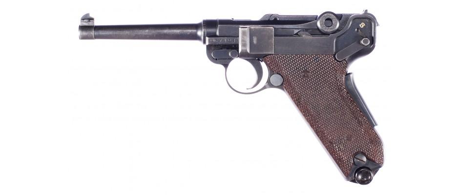 Pistole Parabellum 1900/29 7,65 mm Luger