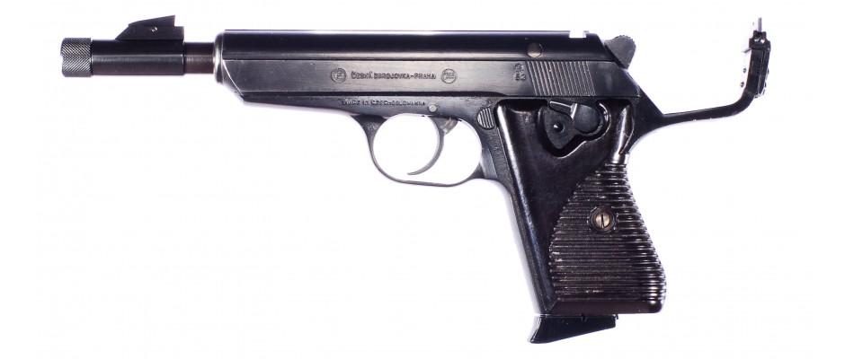ČZ vz. 50 Sport 7,65 mm Br.