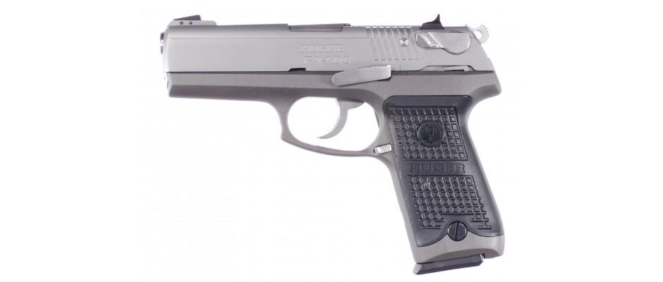 Pistole Ruger P 94 DC 9 mm Luger