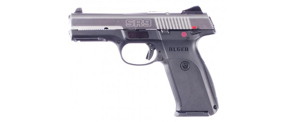 Pistole Ruger SR9 9 mm Luger