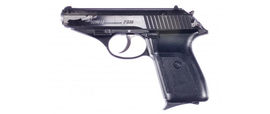 Pistole Sig Sauer P 230 SL 9 mm Br