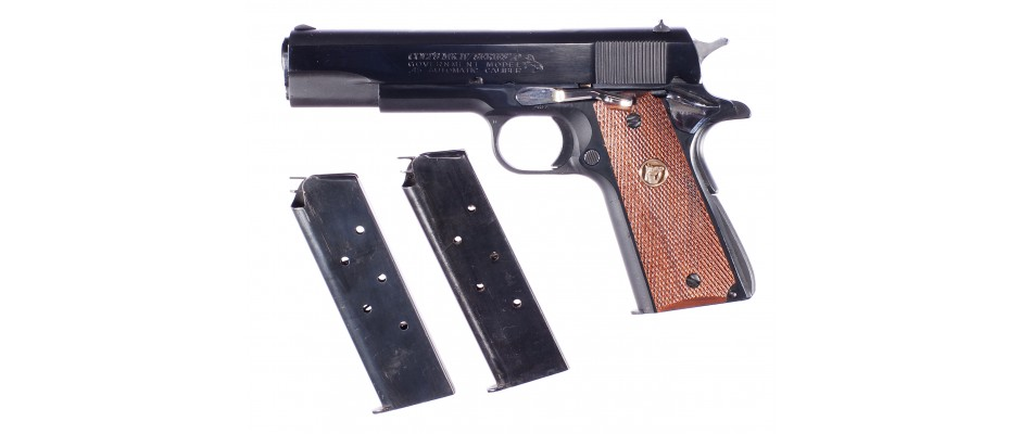 Pistole Colt MK IV Series 70 45 ACP