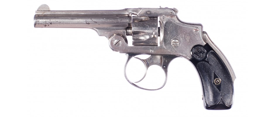 Revolver Smith&Wesson mod. Safety Hammerless 32 S&W