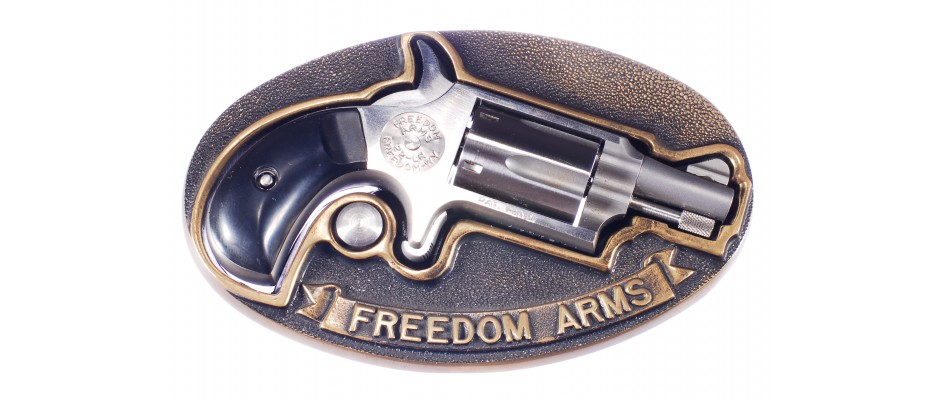 Revolver Freedom Arms Patriot 22 LR