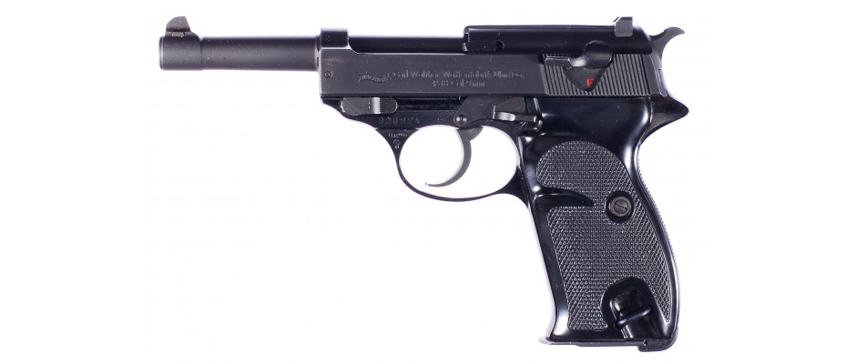 Pistole P 38 Walther Ulm 9 mm Luger
