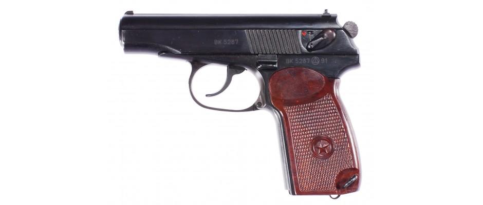 Pistole IJ-70-01 (PM Makarov) 9x18 mm Makarov