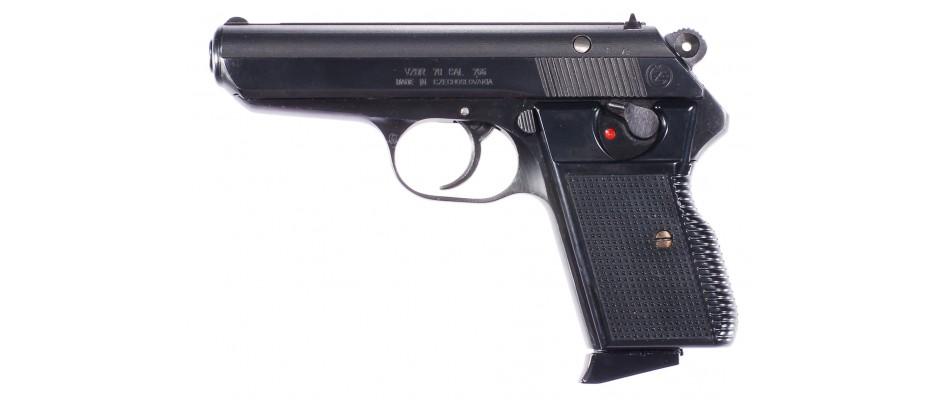 Pistole ČZ vz.70 7,65 mm Br