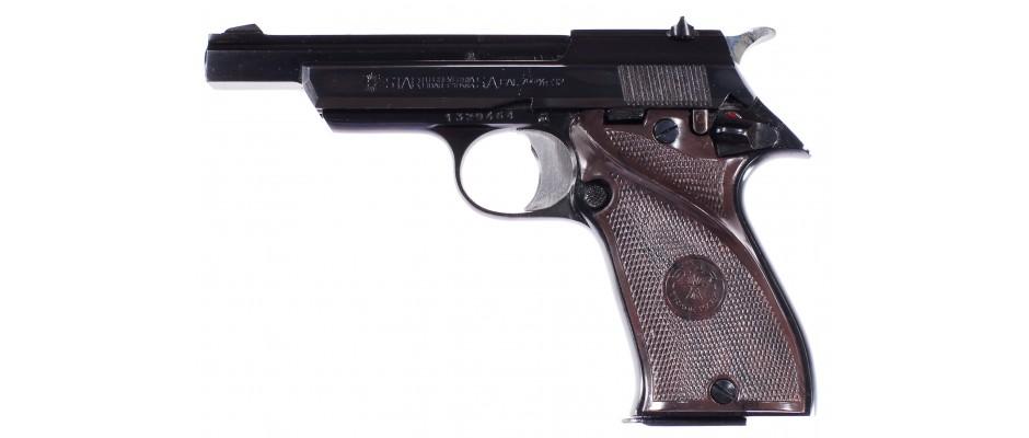 Pistole Star Model IR 7,65 mm Br.