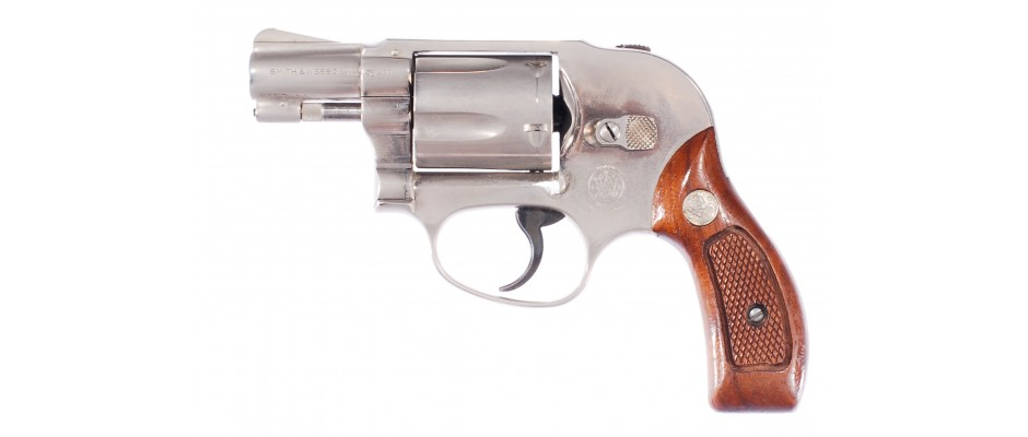 Revolver Smith&Wesson model 38 Airweight 38 Special
