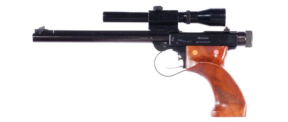 Pistole jednoranová Drulov mod. 70 22 LR