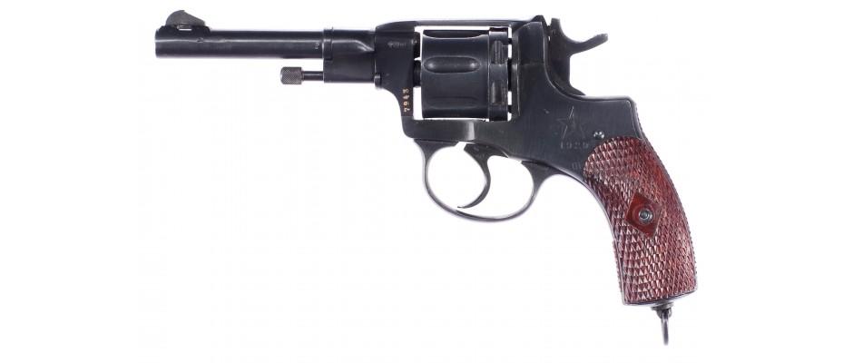 Revolver Nagant Model 1895 7,62 mm Nagant