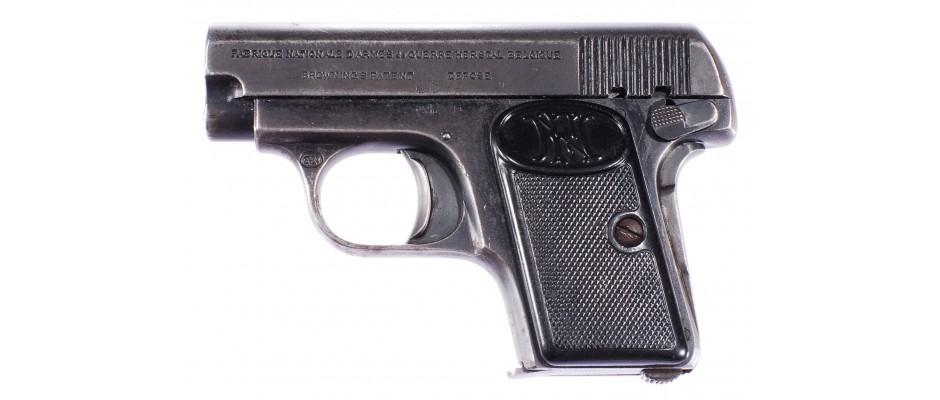 Pistole FN 1906 6,35mm Br