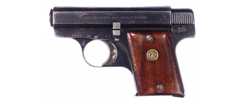 Pistole ČZ model 22 6,35 mm Br.